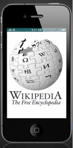 Wikipedia for iPhone