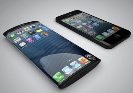 curved iPhone 6