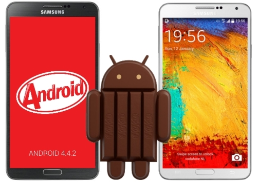 Android 4.4 KitKat for Samsung Galaxy S4