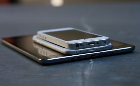 This is the so-called iPhone 6 compared to other terminals of Apple