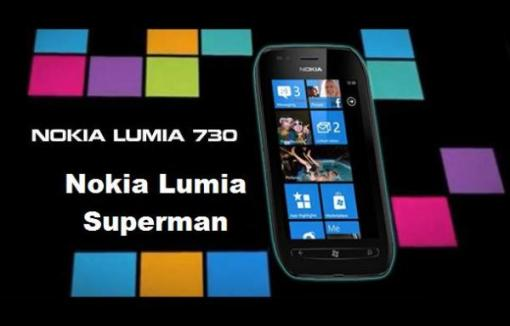 Nokia Lumia 730 (Superman): It might take super selfies
