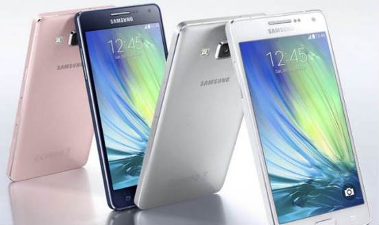 Samsung officially introduces the Galaxy A3 and A5, both made entirely in metal