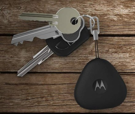 Motorola Keylink, gadget with which you never lose your keys or smartphone