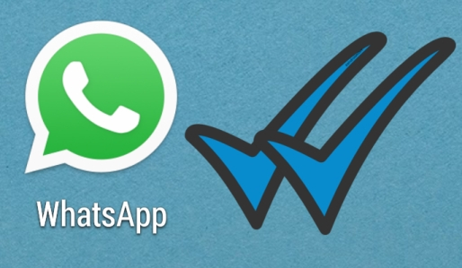 disable WhatsApp double blue ticks