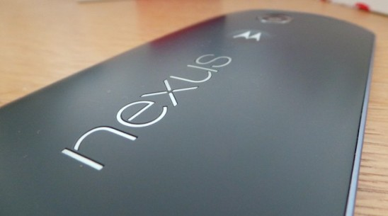 nexus 6 fingerprint sensor