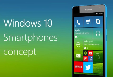 windows 10 for smartphone