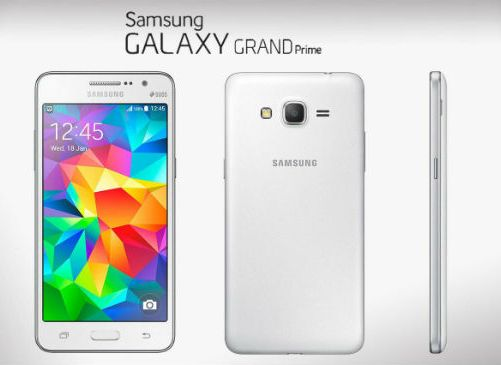 2016 Samsung Galaxy Grand Prime